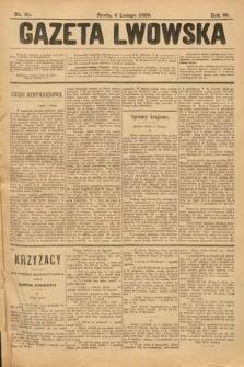 Gazeta Lwowska. 1899, nr 30