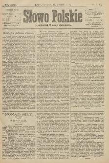 Słowo Polskie. 1900, nr426