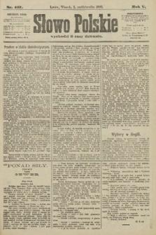 Słowo Polskie. 1900, nr457