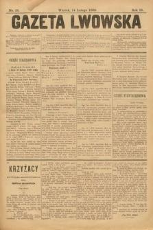 Gazeta Lwowska. 1899, nr 35