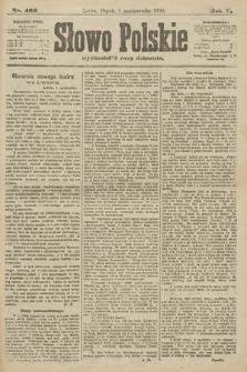Słowo Polskie. 1900, nr463