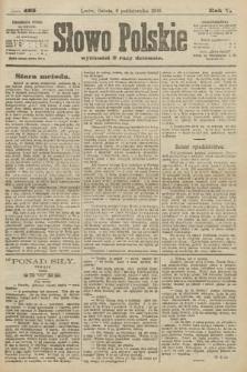 Słowo Polskie. 1900, nr465