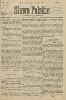 Słowo Polskie. 1900, nr467