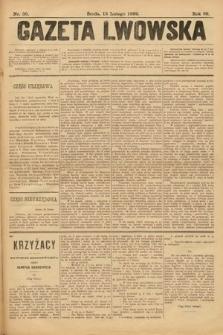 Gazeta Lwowska. 1899, nr 36