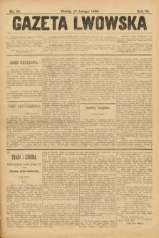 Gazeta Lwowska. 1899, nr 38