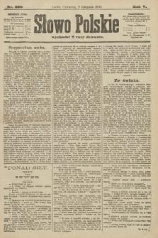 Słowo Polskie. 1900, nr520