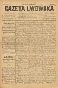 Gazeta Lwowska. 1899, nr 45