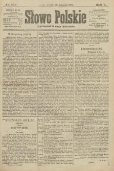 Słowo Polskie. 1900, nr558