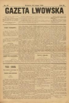 Gazeta Lwowska. 1899, nr 46