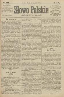 Słowo Polskie. 1900, nr577