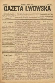 Gazeta Lwowska. 1899, nr 50