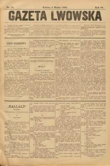 Gazeta Lwowska. 1899, nr 51