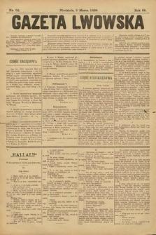 Gazeta Lwowska. 1899, nr 52