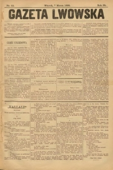 Gazeta Lwowska. 1899, nr 53