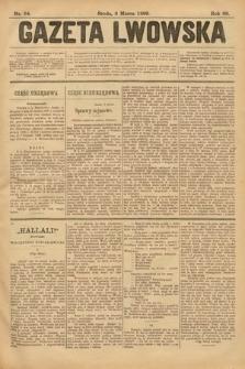 Gazeta Lwowska. 1899, nr 54