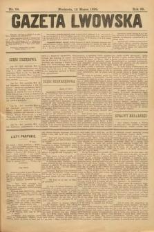 Gazeta Lwowska. 1899, nr 58