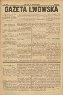 Gazeta Lwowska. 1899, nr 59