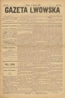 Gazeta Lwowska. 1899, nr 62