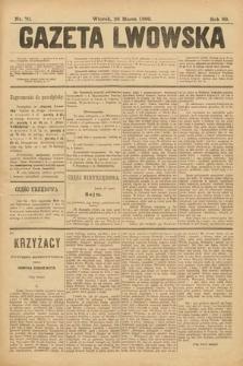Gazeta Lwowska. 1899, nr 70