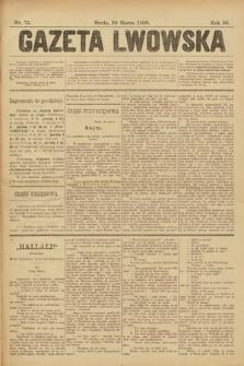 Gazeta Lwowska. 1899, nr 71