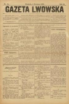 Gazeta Lwowska. 1899, nr 75