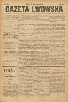 Gazeta Lwowska. 1899, nr 78