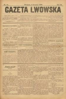 Gazeta Lwowska. 1899, nr 80