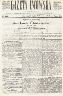 Gazeta Lwowska. 1868, nr300