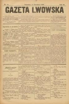 Gazeta Lwowska. 1899, nr 83