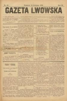 Gazeta Lwowska. 1899, nr 86
