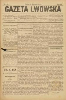 Gazeta Lwowska. 1899, nr 88