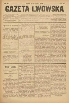 Gazeta Lwowska. 1899, nr 90