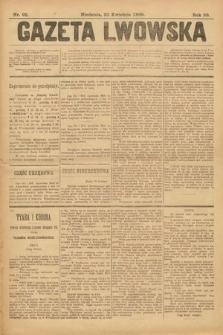 Gazeta Lwowska. 1899, nr 92