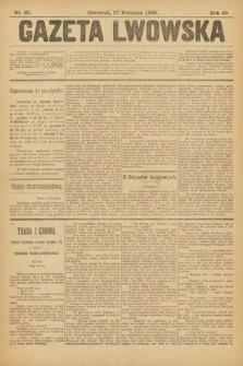 Gazeta Lwowska. 1899, nr 95