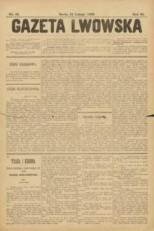 Gazeta Lwowska. 1899, nr 42