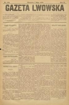 Gazeta Lwowska. 1899, nr 104