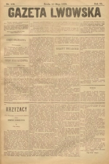 Gazeta Lwowska. 1899, nr 106