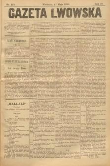 Gazeta Lwowska. 1899, nr 115