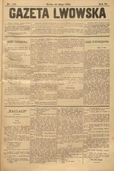 Gazeta Lwowska. 1899, nr 116