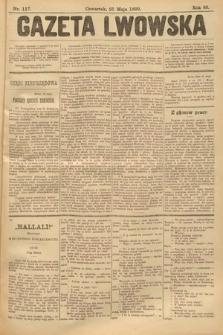Gazeta Lwowska. 1899, nr 117