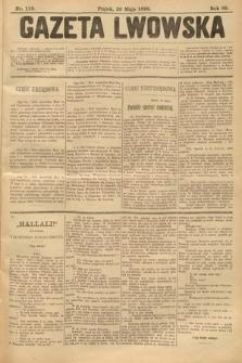 Gazeta Lwowska. 1899, nr 118
