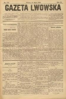 Gazeta Lwowska. 1899, nr 119