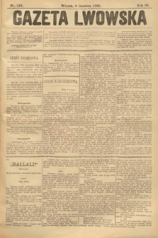 Gazeta Lwowska. 1899, nr 126
