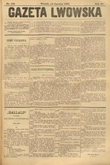 Gazeta Lwowska. 1899, nr 132