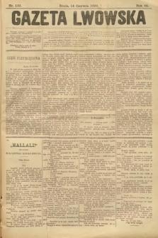 Gazeta Lwowska. 1899, nr 133