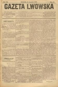 Gazeta Lwowska. 1899, nr 134