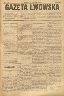 Gazeta Lwowska. 1899, nr 138