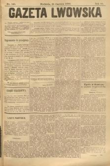Gazeta Lwowska. 1899, nr 143