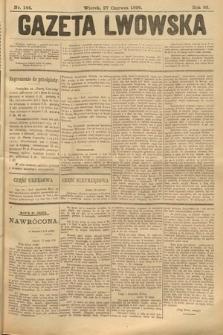 Gazeta Lwowska. 1899, nr 144
