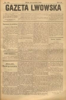 Gazeta Lwowska. 1899, nr 145